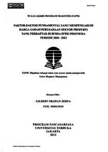 Kamus Bursa: Faktor-faktor yang Mempengaruhi Harga Saham - Market cryptonews.id